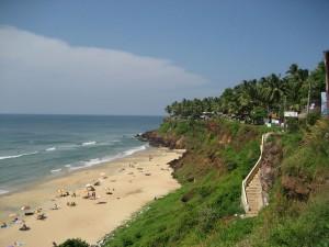 Varkala Beach Kerala