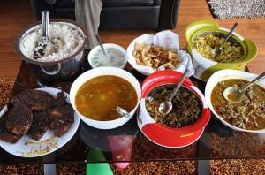 Kerala Houseboat Cuisine