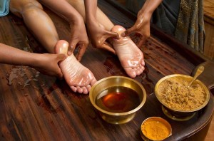 Kerala Ayurveda Massage