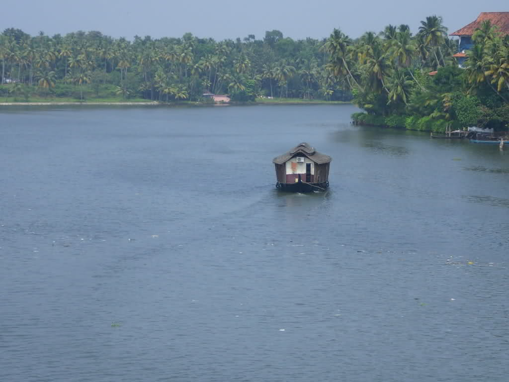 Ashtamudi Lake Kollam